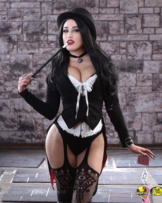 Dominique Skye as Zatanna