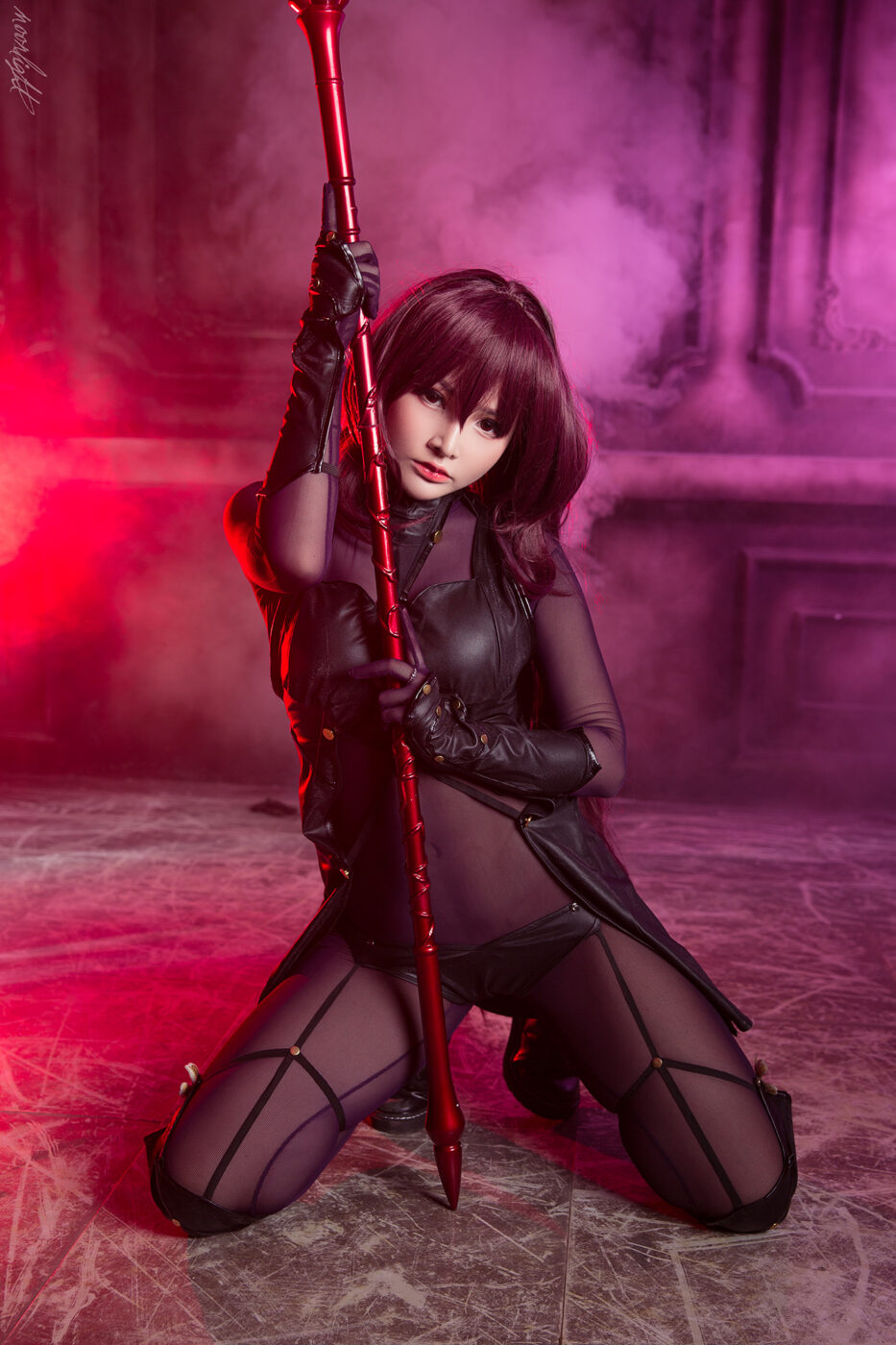 mimi chan lancer fate scathach grand order 1