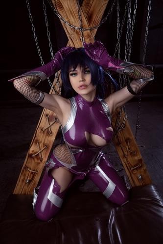 kalinka fox asagi igawa taimanin nsfw cosplay